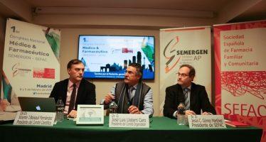 I Congreso Nacional Médico-Farmacéutico organizado por SEMERGEN y SEFAC