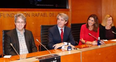 Ángel Garrido resalta el trabajo de la Comunidad con los pacientes de enfermedades raras
