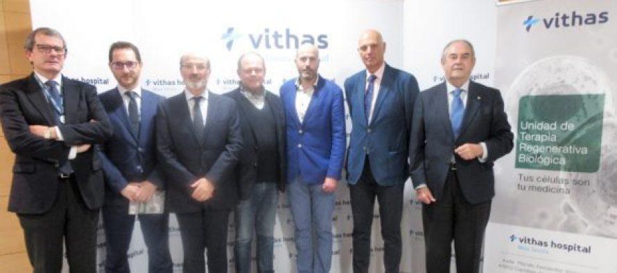 Inauguran una Unidad de Terapia Regenerativa Biológica en el Hospital Vithas Nisa Sevilla