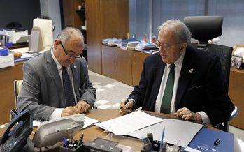 A.M.A. firma la póliza colectiva de Responsabilidad Civil Profesional con el Colegio de Enfermería de Granada