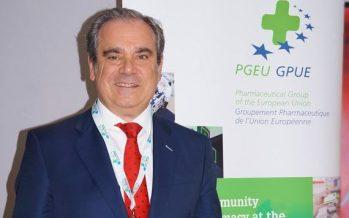 Jesús Aguilar anuncia el Plan 2030 para la Farmacia Europea