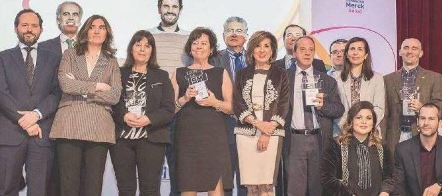 La Fundación Merck Salud entrega los III Premios Solidarios con la EM