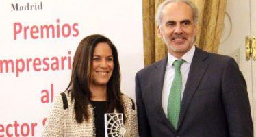 El Hospital de Torrejón recibe un premio por su Proyecto Camino de Cervantes
