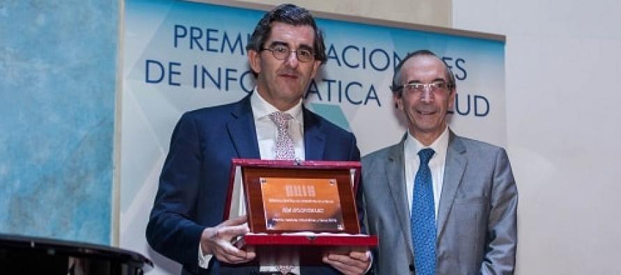 HM Hospitales galardonado con el 'Premio Nacional de Informática y Salud'