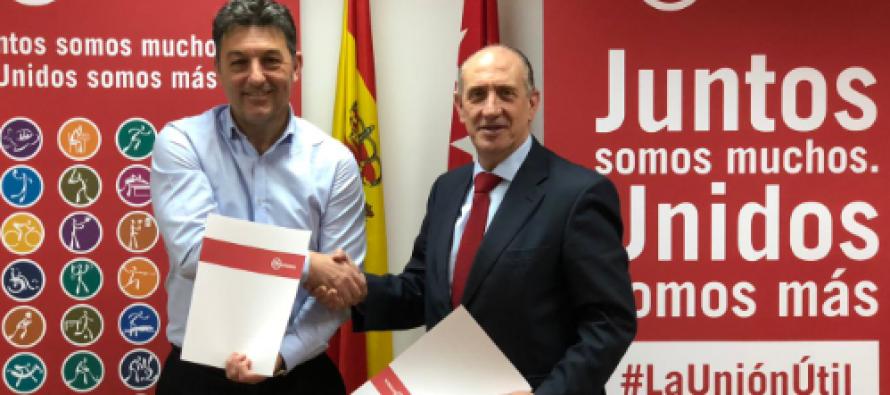 El Colegio de Podólogos de Madrid se une a La Federación de Deportistas Madrileños