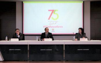 Cofares anuncia la creación de una plataforma online de distribución de productos de salud