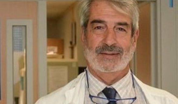 """Dr. Ortiz de Lejarazu: """"La vacunación es la herramienta más eficaz para prevenir el aspecto más grave de la gripe"""""""