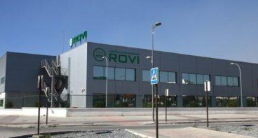 ROVI logra un incremento del 24% de los ingresos operativos