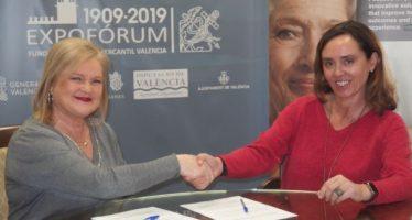 Ribera Salud y la Fundación Ateneo Mercantil de la Comunidad Valenciana firman un convenio de colaboración