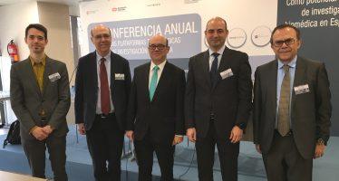 XII Conferencia Anual de las Plataformas Tecnológicas de Investigación Biomédica