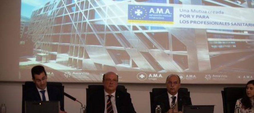 A.M.A participa en las Jornadas del Colegio de Médicos de Badajoz sobre Responsabilidad Profesional del Médico Interno Residente