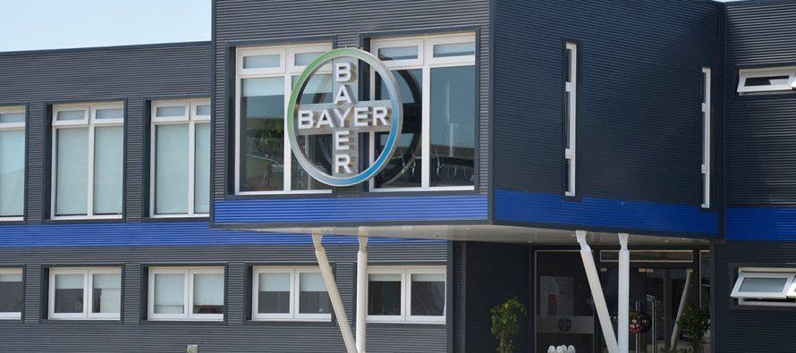 Bayer incrementa sus ventas un 1,6% en España