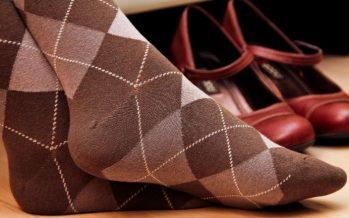 Crean un calcetín inteligente que evita caídas