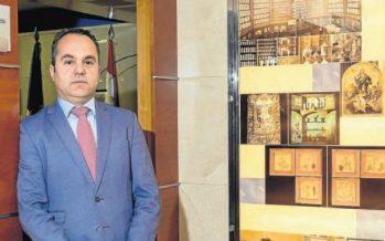 """Mario Dominguez: """"El farmacéutico es el nexo de unión entre la sociedad y el sistema"""""""