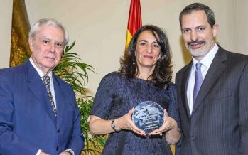 MD Anderson Cancer Center Madrid ha sido galardonado con el 'Premio Puente'