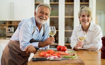 Una cuarta parte de la población española supera los 65 años