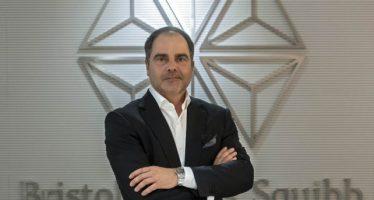 """Roberto Úrbez: """"En Bristol-Myers Squibb estamos comprometidos con la investigación para mejorar la vida de las personas"""""""