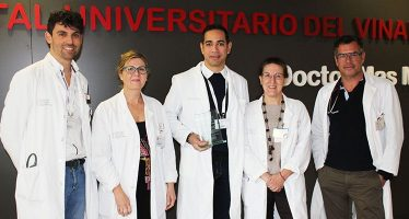 El I Congreso Mundial de UHD reconoce la labor de la Unidad de Hospitalización Domiciliaria del Hospital del Vinalopó