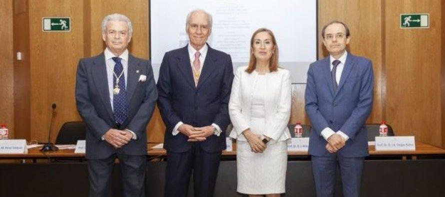 ASISA, presente en la apertura del curso de la Academia Médico-Quirúrgica Española