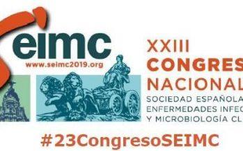El XXIII Congreso SEIMC se celebrará en Madrid del 23 al 25 de mayo
