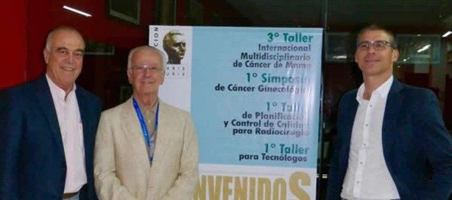 Celebran el III Taller Internacional Multidisciplinario de cáncer de mama