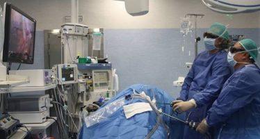 Vithas Xanit Internacional incorpora al servicio de urología una torre laparoscópica en 3D