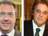 Juan Espadas y Miguel Ángel Martín