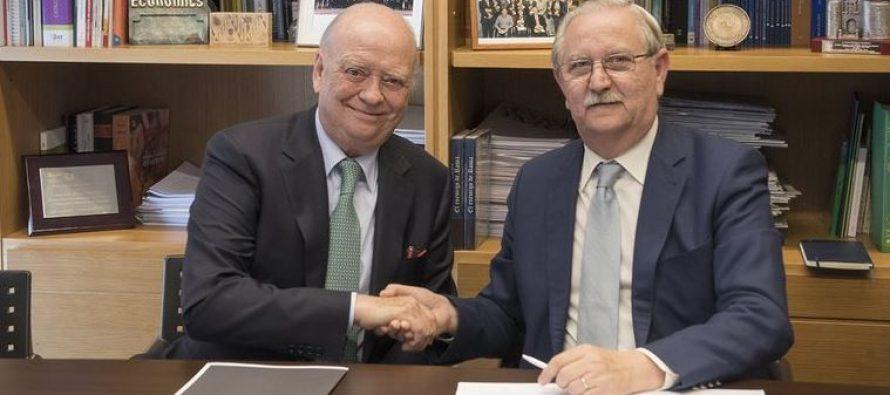 La Fundación ASISA firma un convenio de colaboración con el Consejo General de Colegios Oficiales de Médicos