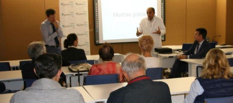 I Jornada de Prevención Cardiovascular en el Hospital Quirónsalud Sur
