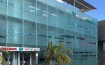 Quirónsalud Alicanteapuesta por profesionales de alta cualificación con interés en mejorar la calidad de vida de las personas