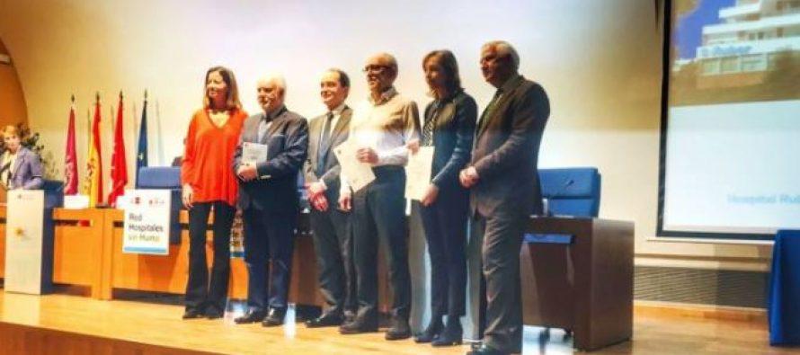 El Hospital Ruber Internacional premiado con la Credencial Plata de la Comunidad de Madrid por su iniciativa frente al tabaco