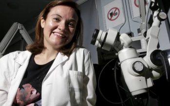 """Dra. Tomás: """"Necesitamos herramientas nuevas para tratar las infecciones basadas en la innovación"""""""