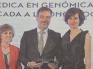 Carlos Cortijo y Ana Palencia