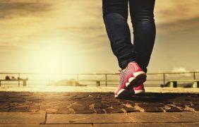 4.000 pasos al día para gozar de una buena salud