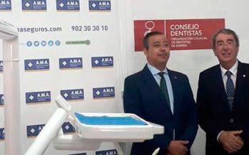 La clínica dental solidaria para inmigrantes de Melilla atiende a más de 2.000 personas al año