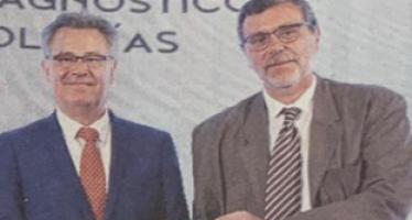 Dres. José Palacios y Xavier Matías-Guiu