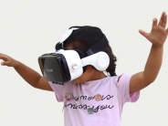 El Hospital General de Cataluña incorpora gafas de realidad virtual en las vacunaciones para favorecer la relajación de los pacientes