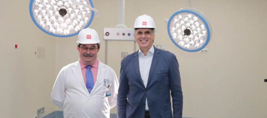 La Comunidad de Madrid reforma 27 hospitales públicos con una inversión de 43 millones de euros