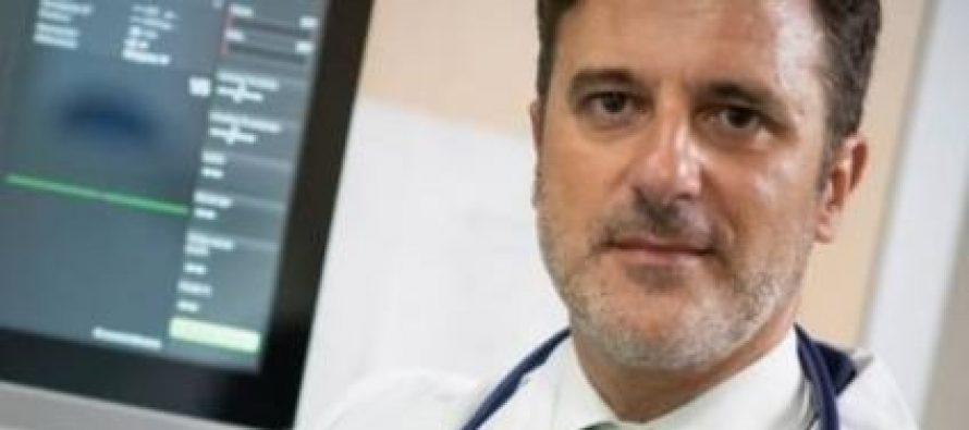 """Dr. García Aguado: """"Es importante hacer un estudio familiar a los pacientes con cardiopatía hereditaria"""""""
