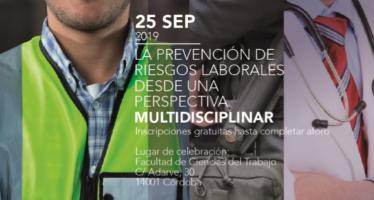 Jornada de Prevención de Riesgos Laborales en la UCO de Córdoba