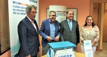 ASISA renueva su acuerdo de colaboración con la Hermandad de Donantes de Sangre de Ávila