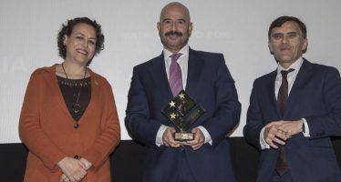 """La FJD recibe la distinción de """"Embajador de la Excelencia Europea 2019"""""""