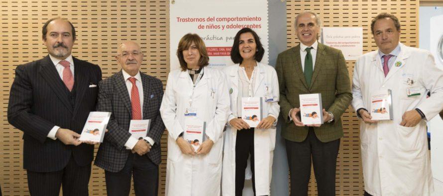 Madrid ofrece la I guía para padres sobre trastornos de comportamiento de niños y adolescentes
