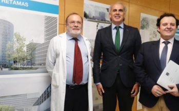 El proyecto 'Campo de Retamas' gana el concurso de la Comunidad para diseñar el nuevo Hospital La Paz