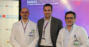 El Hospital Clínico San Carlos organiza el I Curso de enfermedades raras para gestores sanitarios y farmacéuticos de hospital