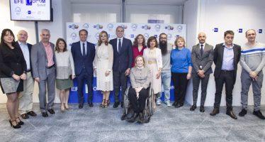 Los IV Premios Solidarios Con la EM reconocen los proyectos que ayudan a normalizar la enfermedad