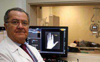 """Dr. Padrón: """"La prueba con mayor radiación es la angiografía, consistente en una opacificacion del árbol vascular"""""""