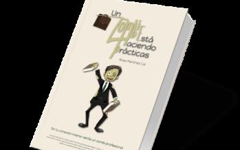 """Rosa Martínez Cal publica """"Un zombi está haciendo prácticas"""""""