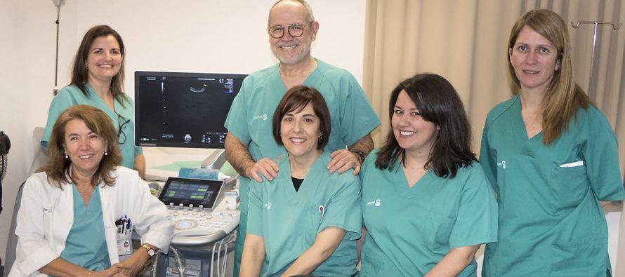 Realizan una intervención pionera en un parto de alto riesgo en el Hospital de Guadalajara