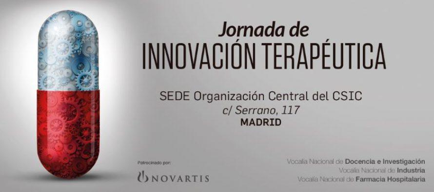 La Jornada Innovación Terapéutica abordará las Nuevas Tecnologías y su aplicación